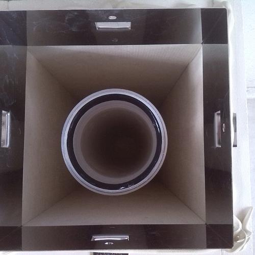 Abgasleitung aus Kunststoff in einem F30 Calciumsilikatschacht - Nebringen